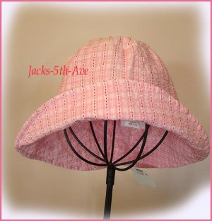 WOODEN SOLDIER Girls 4 - 6X Pink Bucket Hat NWT $21