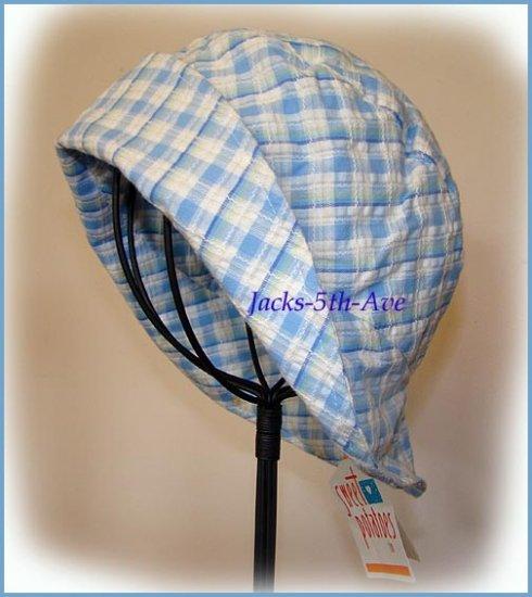 WOODEN SOLDIER Girls 4 - 6X Plaid Bucket Hat NWT $22