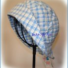 WOODEN SOLDIER Girls 4 - 6X Plaid Bucket Hat NWT $22
