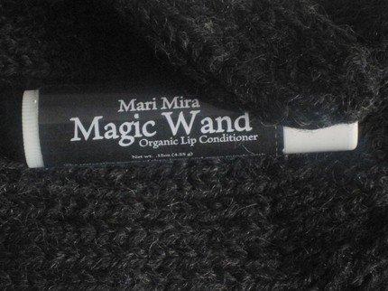 Magic Wand Organic Lip Conditioner Lemon Rose