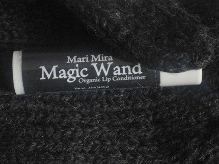 Magic Wand Organic Lip Conditioner Spicy Vanilla