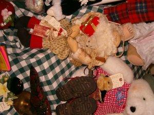 Santa the Baldy