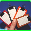 Mini Clipboard Scout SWAPS Girl Craft Kit - Swaps4Less