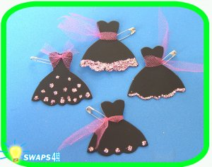 Dress Scout SWAPS Girl Craft Kit-Swaps4Less