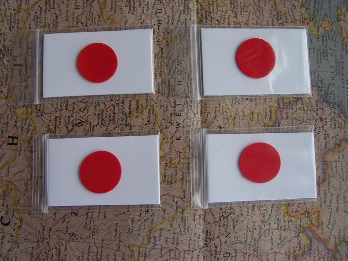 Flag of Japan Scout SWAPS Craft Kit - SWAPS4less