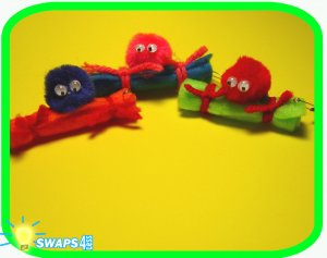 BedBugs Scout SWAPS Girl Craft Kit - Swaps4Less