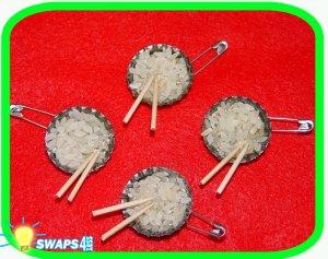Rice Bowl Scout SWAPS Girl Craft Kit - Swaps4Less