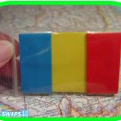 Flag of Romania Scout SWAPS Girl Craft Kit- Swaps4Less