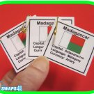 Madagascar Fun Facts Scout SWAPS Girl Craft -Swaps4Less