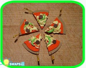 Mini Pizza Scout SWAPS Girl Craft Kit - Swaps4Less