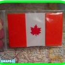 Canadian Flag Scout SWAPS Girl Craft Kit - Swaps4Less