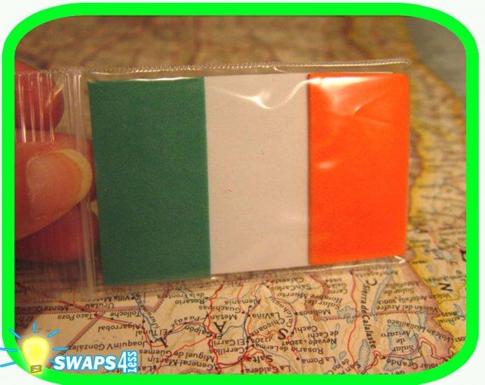 Flag of Ireland Scout SWAPS Girl Craft Kit- Swaps4Less