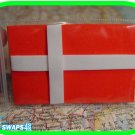 Denmark Flag Scout SWAPS Girl Craft Kit - Swaps4Less