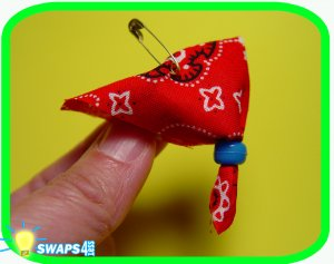 Camp Bandana Scout SWAPS Craft Kit from Swaps4Less