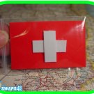 Swiss Flag Scout SWAPS Girl Craft Kit- Swaps4Less