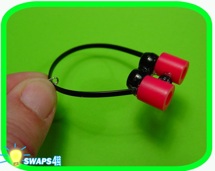 Mini-Binoculars Scout SWAPS Girl Craft Kit - Swaps4Less