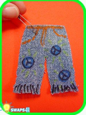 Hippie Denim Jeans Scout SWAPS Girl Kit - Swaps4Less