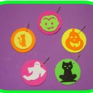 "Halloween Spookies!     ""Girl Scout"" or ""Boy Scout"" SWAPS Craft Kit by Swaps4Less.com"