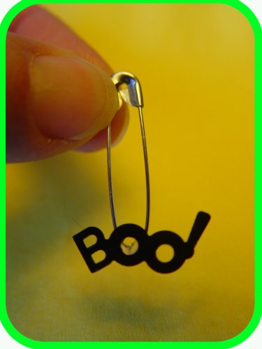 """Halloween """"BOO!"""" Swaps Scout SWAP """"Girl Scout"""" or """"Boy Scout"""" SWAPS Craft Kit by Swaps4Less.com"""