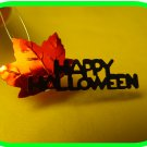 "Happy Halloween Leaf Swaps ""Girl Scout"" or ""Boy Scout"" SWAPS Craft Kit by Swaps4Less.com"