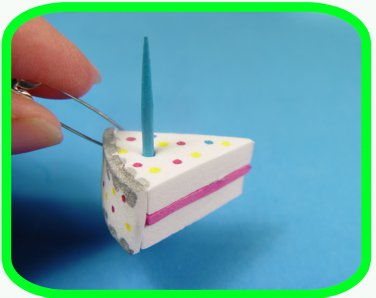 Juliette, HAPPY BIRTHDAY!   Cake for Girl Scouts! SWAPS Girl Craft Kit - Swaps4Less