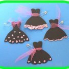 FRANCE ITALY Fashionista Dress Scout SWAPS Girl Craft Kit-Swaps4Less