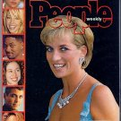 PRINCESS DIANA ! PEOPLE WEEKLY YEARBOOK 1998