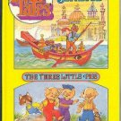 SINBAD n THREE LITTLE PIGS-UGLY DUCKLING n PETER PAN
