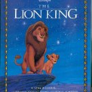 DISNEY'S THE LION KING ILLUSTRATED BOOK