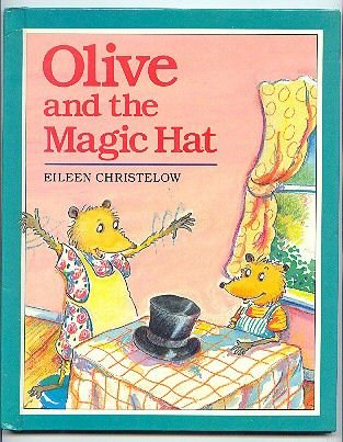 OLIVE AND THE MAGIC HAT - CHRISTELOW