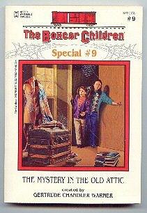 MYSTERY IN OLD ATTIC - BOXCAR CHILDREN SPEC #9
