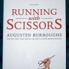 RUNNING WITH SCISSORS by AUGUSTEN BURROUGHS - PAPERBACK