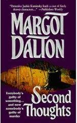 SECOND THOUGHTS by MARGOT DALTON