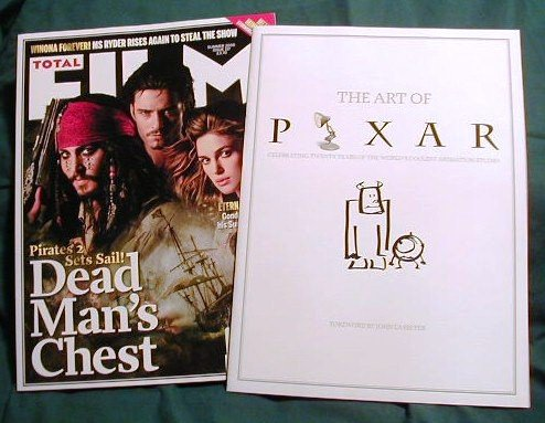 PIRATES OF THE CARIBBEAN - DEAD MAN'S CHEST - TOTAL FILM � SUMMER 2006 ISSUE 117