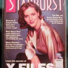 X-FILES ! STARBURST MAGAZINE #206