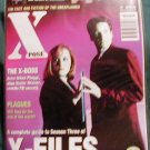 X-FILES ! XPOSE MAGAZINE #3 - OCT 1996