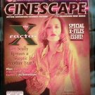 X-FILES ! CINESCAPE SPECIAL ISSUE - AUG 1996