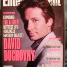 X-FILES ! DAVID DUCHOVNY ! ENTERTAINMENT WEEKLY #294 SEPT 1995