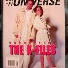 X-FILES ! SCI-FI UNIVERSE ! AUG 1995