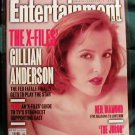 X-FILES ! ENTERTAINMENT WEEKLY #313 - FEB 1996 - GILLIAN ANDERSON !