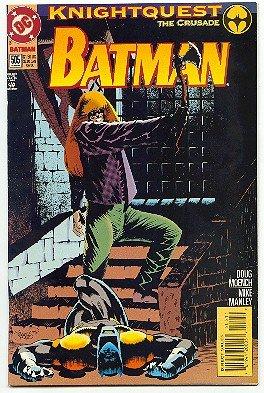 BATMAN ! #505 DC COMICS ! KNIGHTQUEST NM CONDITION