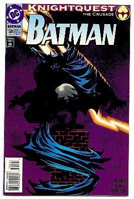 BATMAN ! #506 DC COMICS ! KNIGHTQUEST NM CONDITION