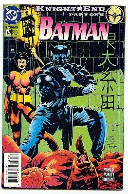 BATMAN ! #509 DC COMICS ! KNIGHTS END PART I NM CONDITION