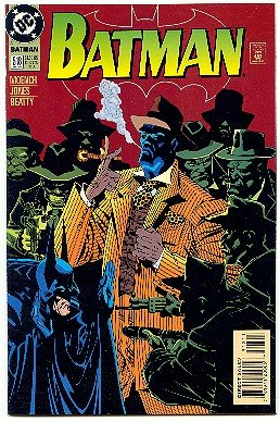 BATMAN ! #518 DC COMICS ! NM CONDITION