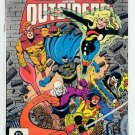 BATMAN AND THE OUTSIDERS! DC COMICS #7 VF/NM CONDITION