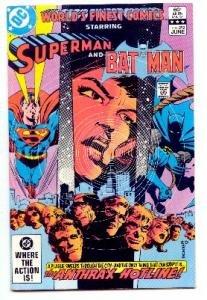 WORLD'S FINEST COMICS #292 SUPERMAN AND BATMAN ! NM CONDITION