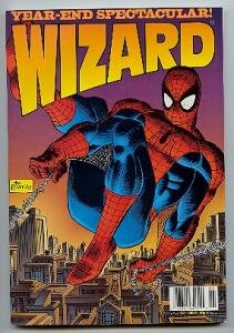 SPIDER-MAN WIZARD COMIC PRICE GUIDE #53 JAN 1996! FN/VF COND