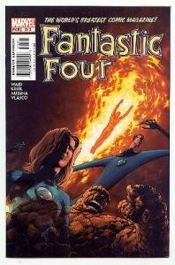 FANTASTIC 4 ! MARVEL COMICS #515 VF/NM CONDITION