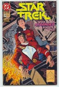 STAR TREK ! DC COMICS #46 ! 1993 ! NM CONDITION