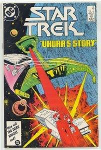 STAR TREK ! DC COMICS #30 ! 1986 ! NM CONDITION
